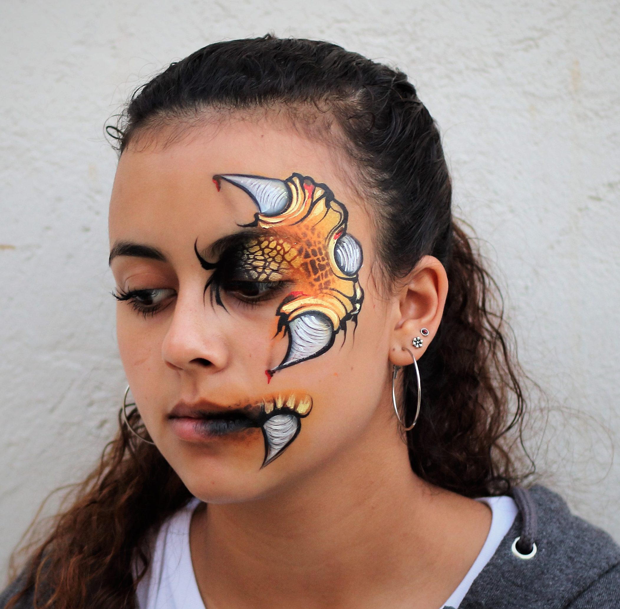 סדנה אינטנסיבית לציורי פנים